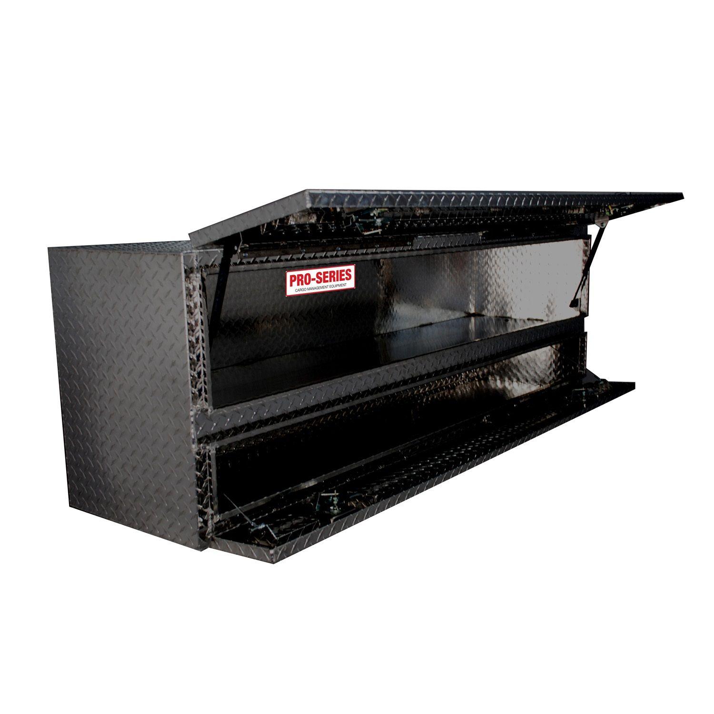 Westin 80TB40096D Tool Box Truck Bed Side Rail Truck