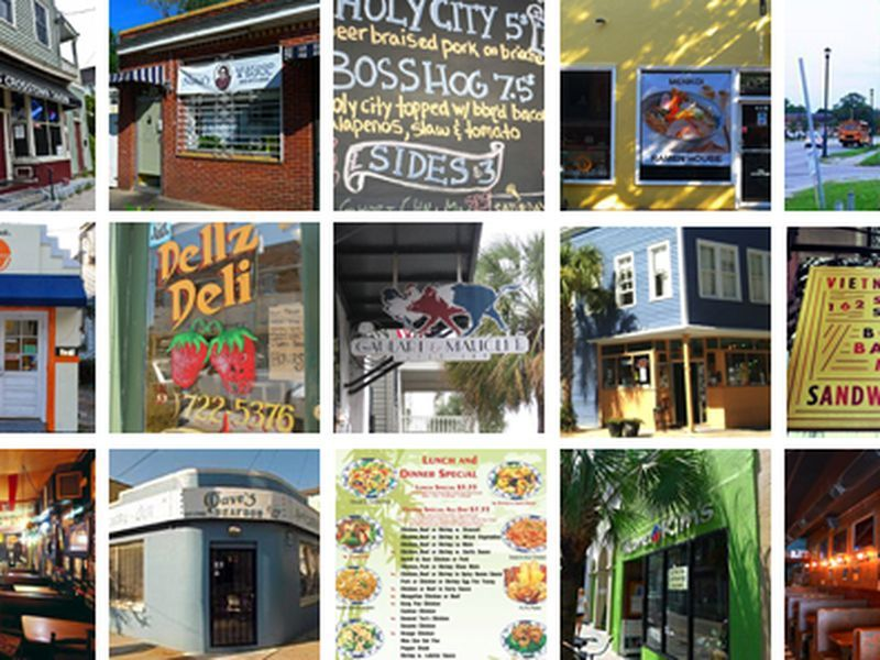 14 Best Cheap Eats in Downtown Charleston