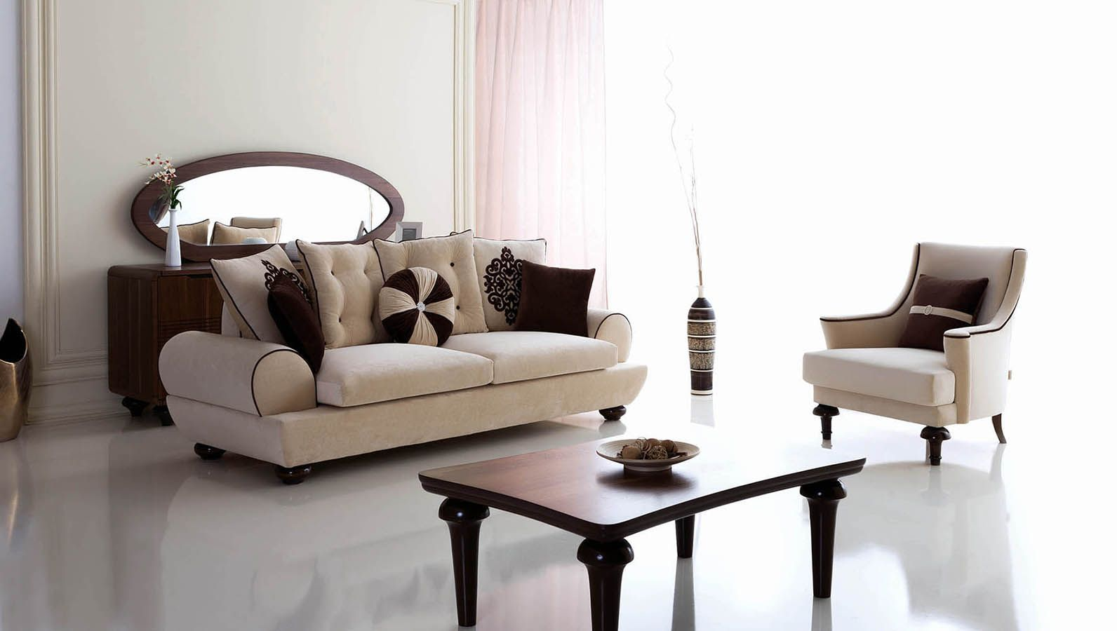 Exklusive wohnzimmer full size of zimmer renovierung und - Deko fur wohnzimmer ...
