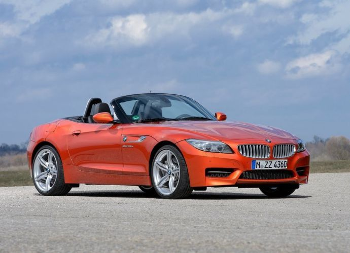 2017 Bmw Z4 M Offering An Utmost Power And Torque Of 450