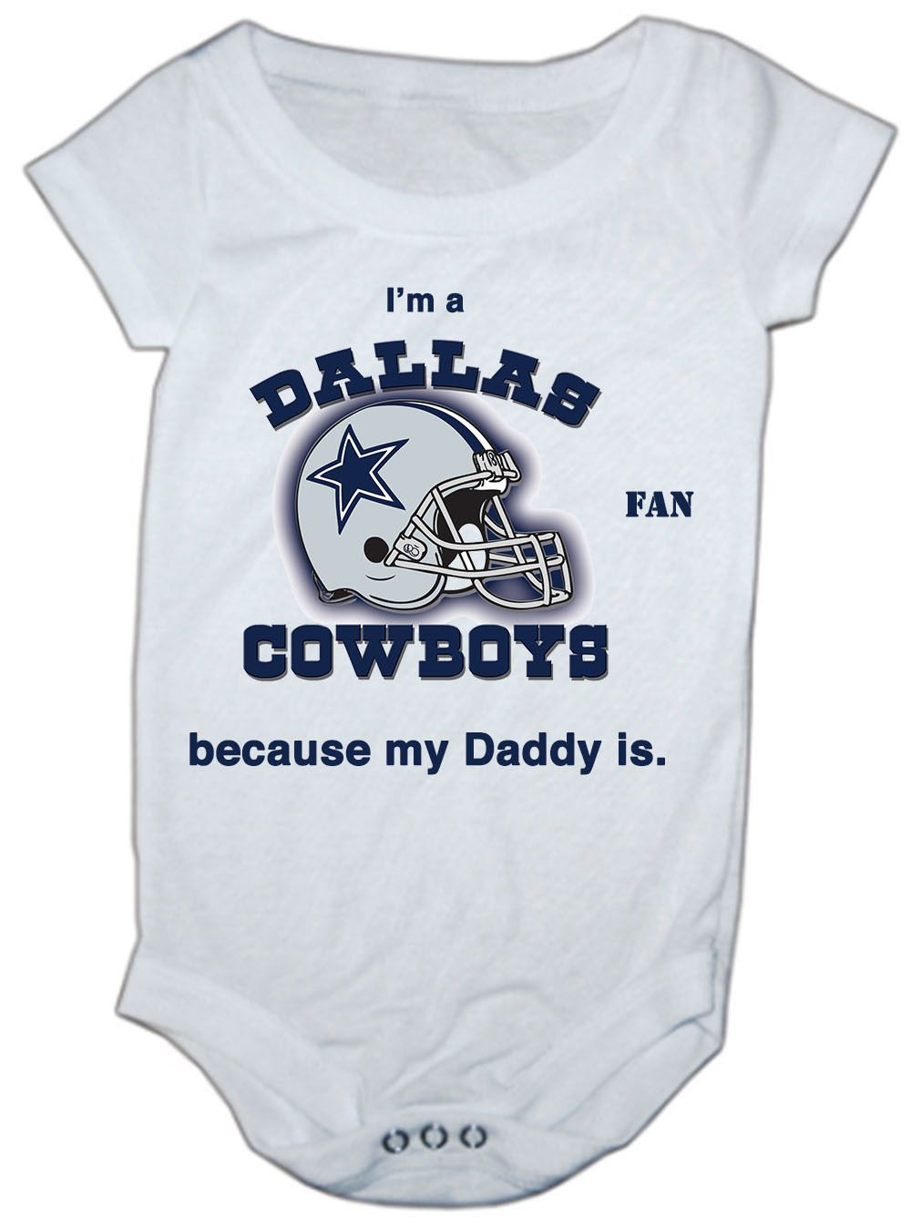 Dallas Cowboys Baby Clothes Impressive Dallas #cowboys #baby Cowboys #cowboys Creeper #creeper #dallas Inspiration Design