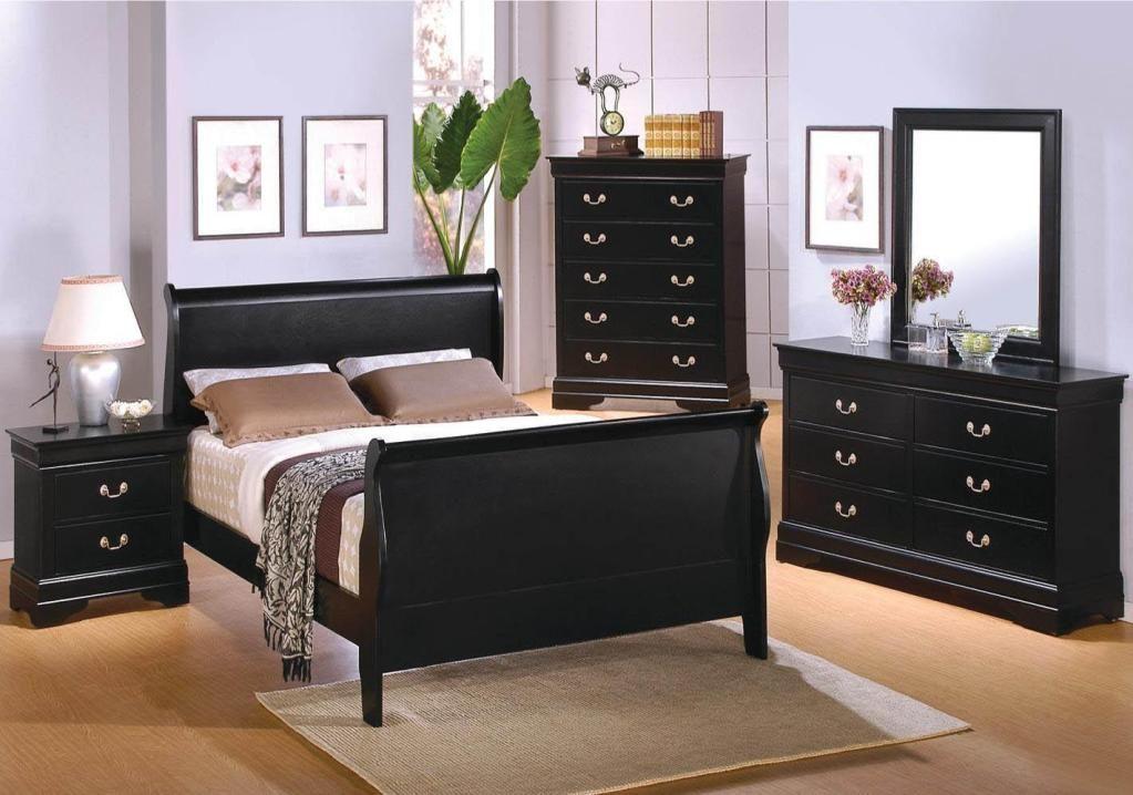 black bedroom set For the Home Pinterest Black bedroom sets