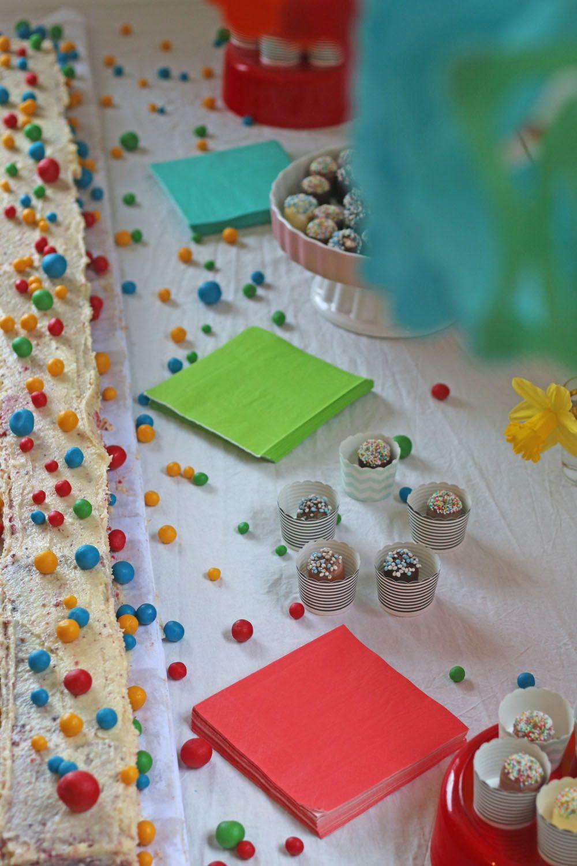 Anderhalve meter cake recept | Allihoppa