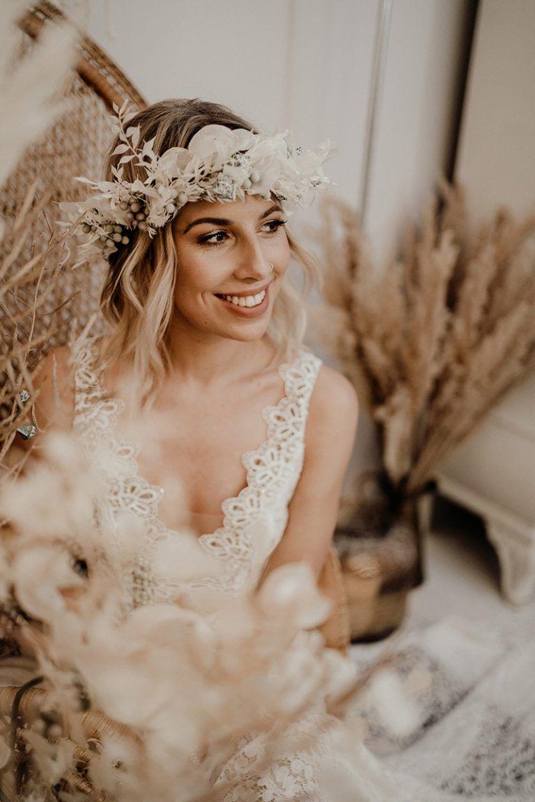 Im Interview: Bride-to-be Naddl in 10  Brautfrisur, Hochzeit