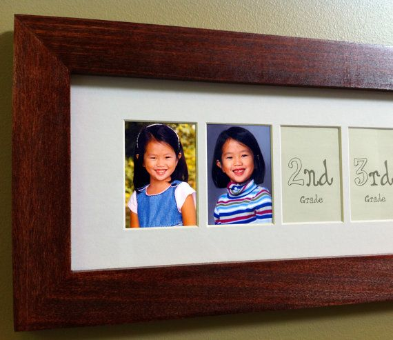 K 12 School Picture Frame Etsy 79 Around The Home Pinterest