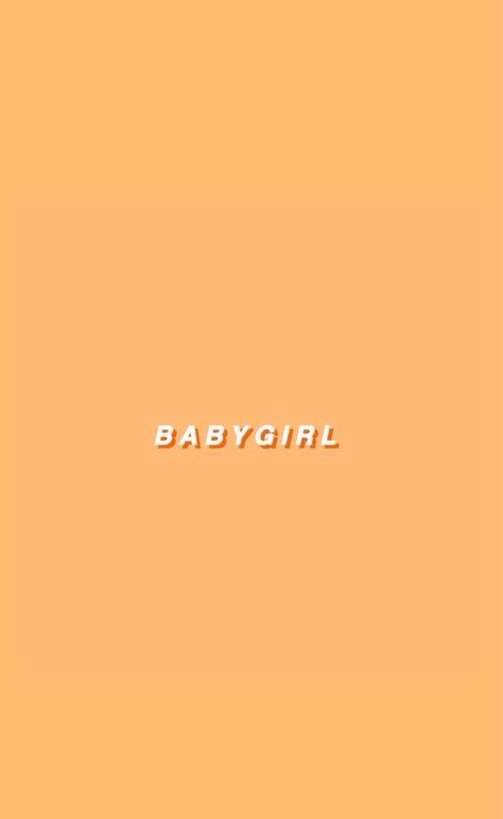 Baby Girl iPhone wallpaper