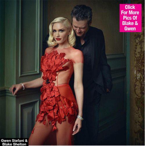 Blake Shelton Makes Love To Gwen Stefani With His Eyes In Sexy... #BlakeShelton: Blake Shelton Makes Love To Gwen Stefani… #BlakeShelton