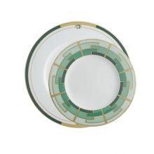 Conjunto Pratos Emerald - Vista Alegre