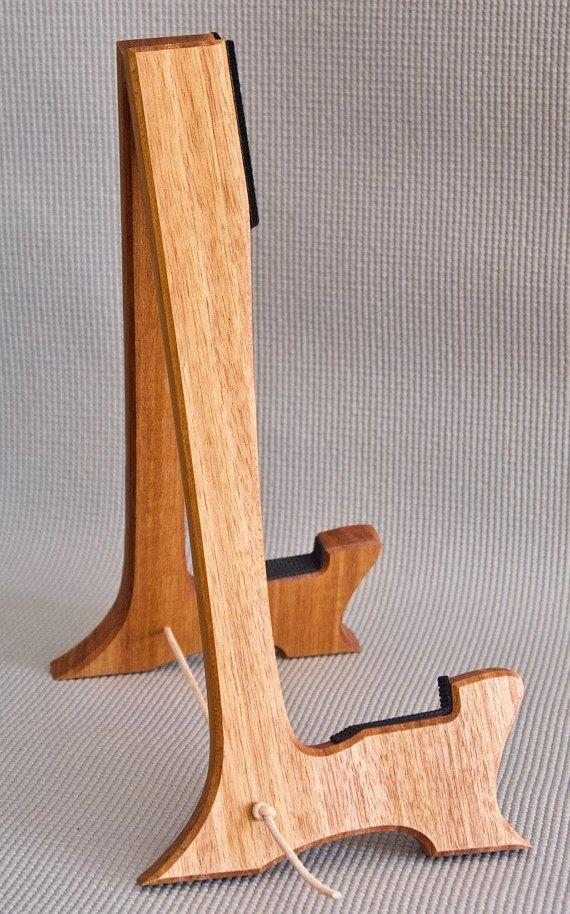 Corner Cabinet Furniture Dining Room: Electric Guitar Stand Handcrafted In Solid Tasmanian Oak