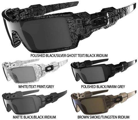 f813e1558860f1 Oakley Oil Rig Mens Lifestyle Sunglasses Montre, Haute Couture, Outlet De  Lunettes De Soleil
