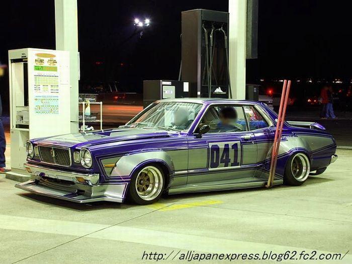 Bosozuku Car Classic Japanese Cars Japan Cars