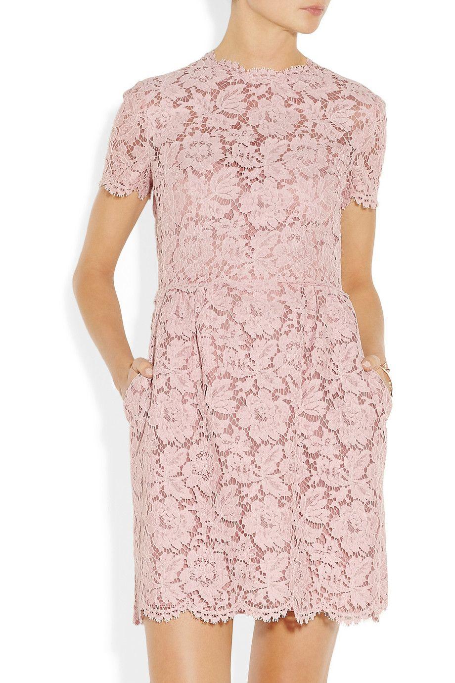 Valentino kleid pink