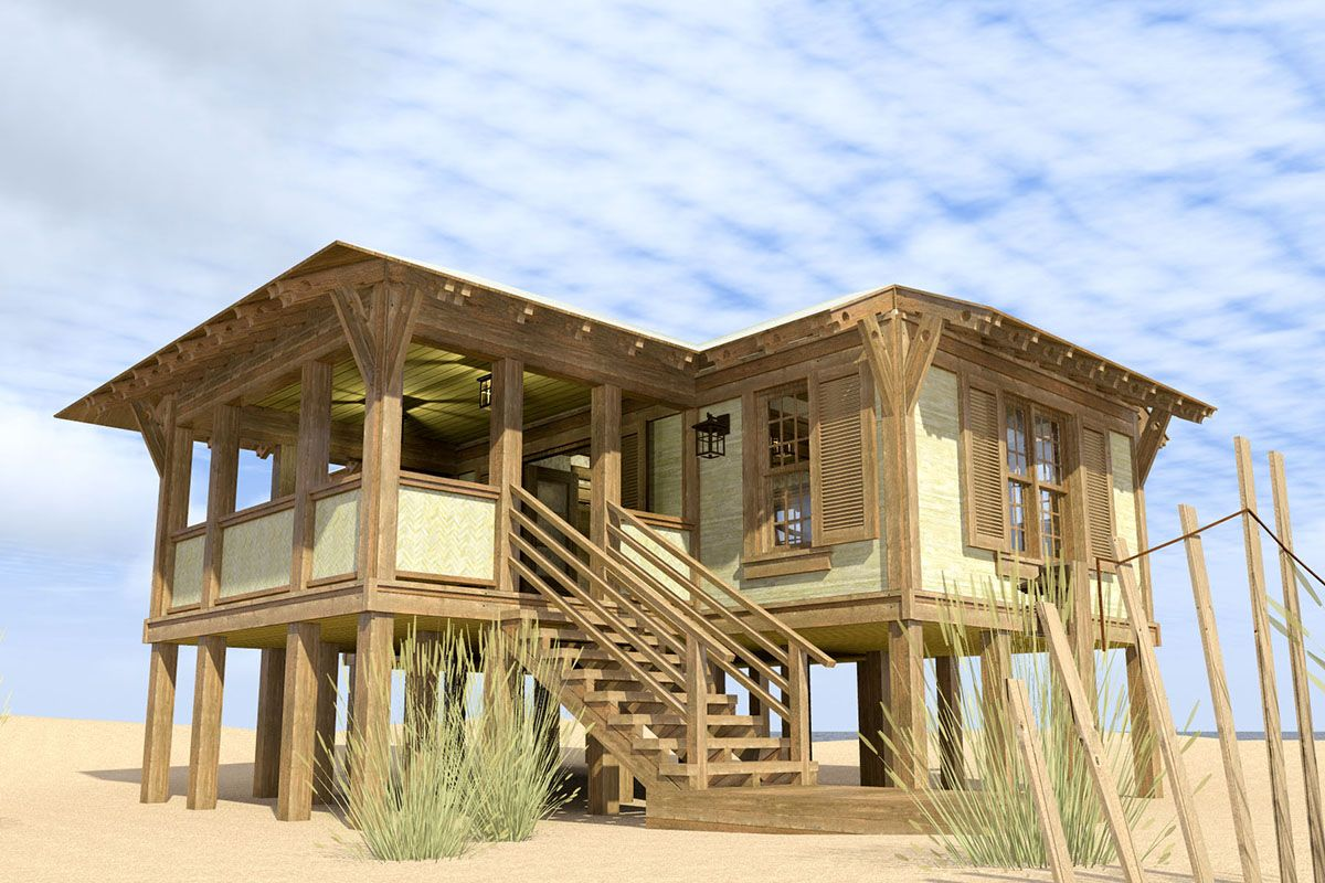 Pin By Quinn Poorman On Soco Ecovillage Small Beach Houses Tiny Beach House Beach House Plans