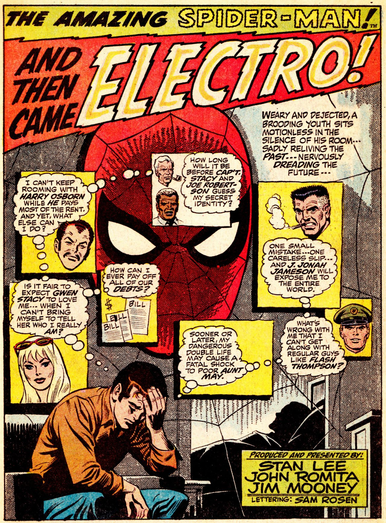 AMAZING SPIDER-MAN #82 (March 1970)