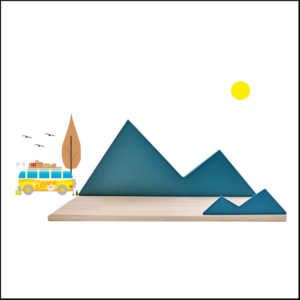 "Image of SHELF KIDS ""MOUNTAIN"" (VAT incl.)"