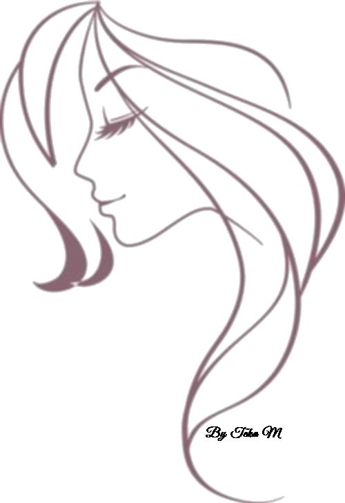 Line Drawing Face Profile : трафареты силуэтов людей тыс изображений найдено в