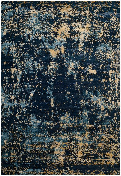 Safavieh Tiffany Tfn612c 2 Navy Gold Area Rugs Contemporary Area Rugs Rugs