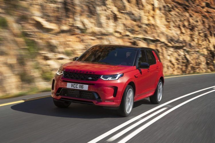 2020 Land Rover Discovery Sport Mild Hybrid Systems Cool