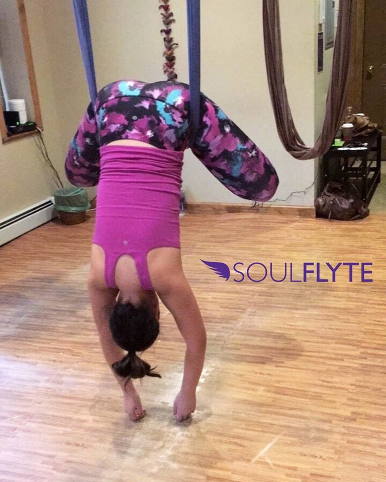 Pin By Charlene Chantelle Wax On Aerial Yoga In 2021 Aerial Yoga Yoga Everyday Yoga Inspiration