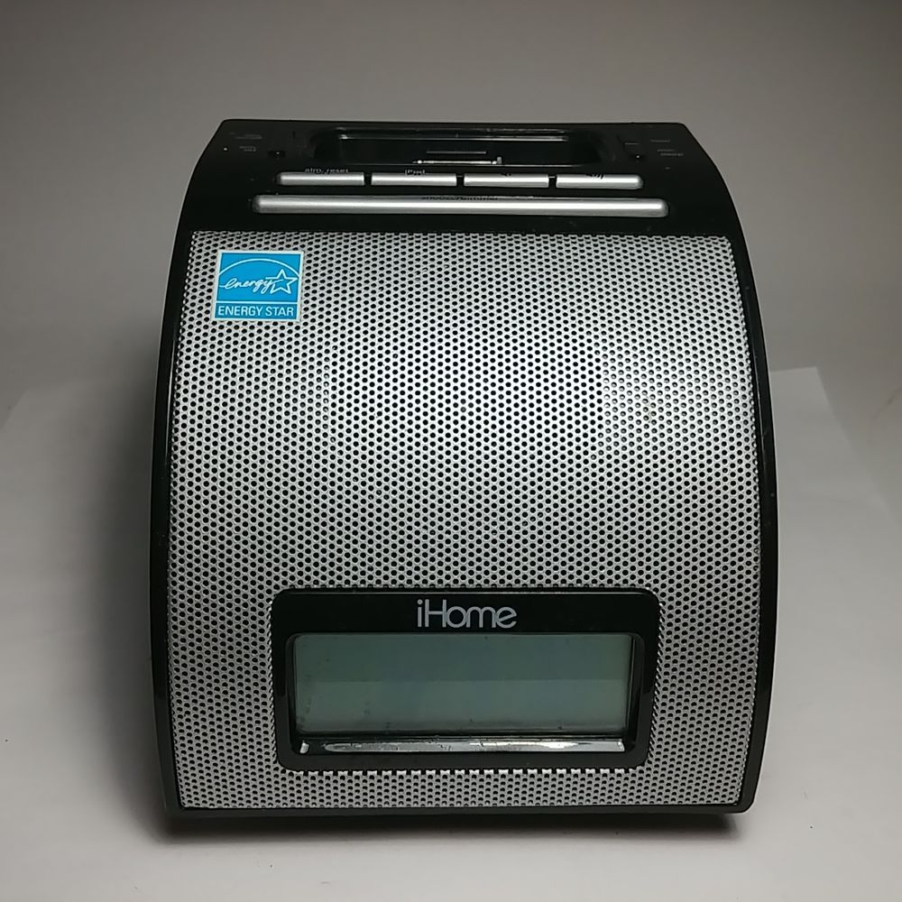 ihome ih11 audio dock station for ipod and iphone missing the rh pinterest com