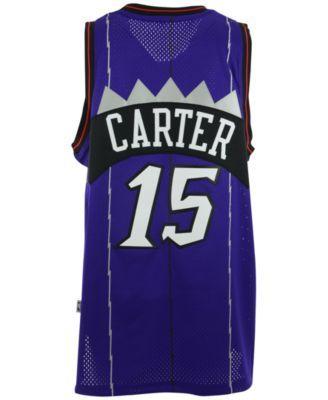 2923dc5fa868 adidas Men s Vince Carter Toronto Raptors Swingman Jersey