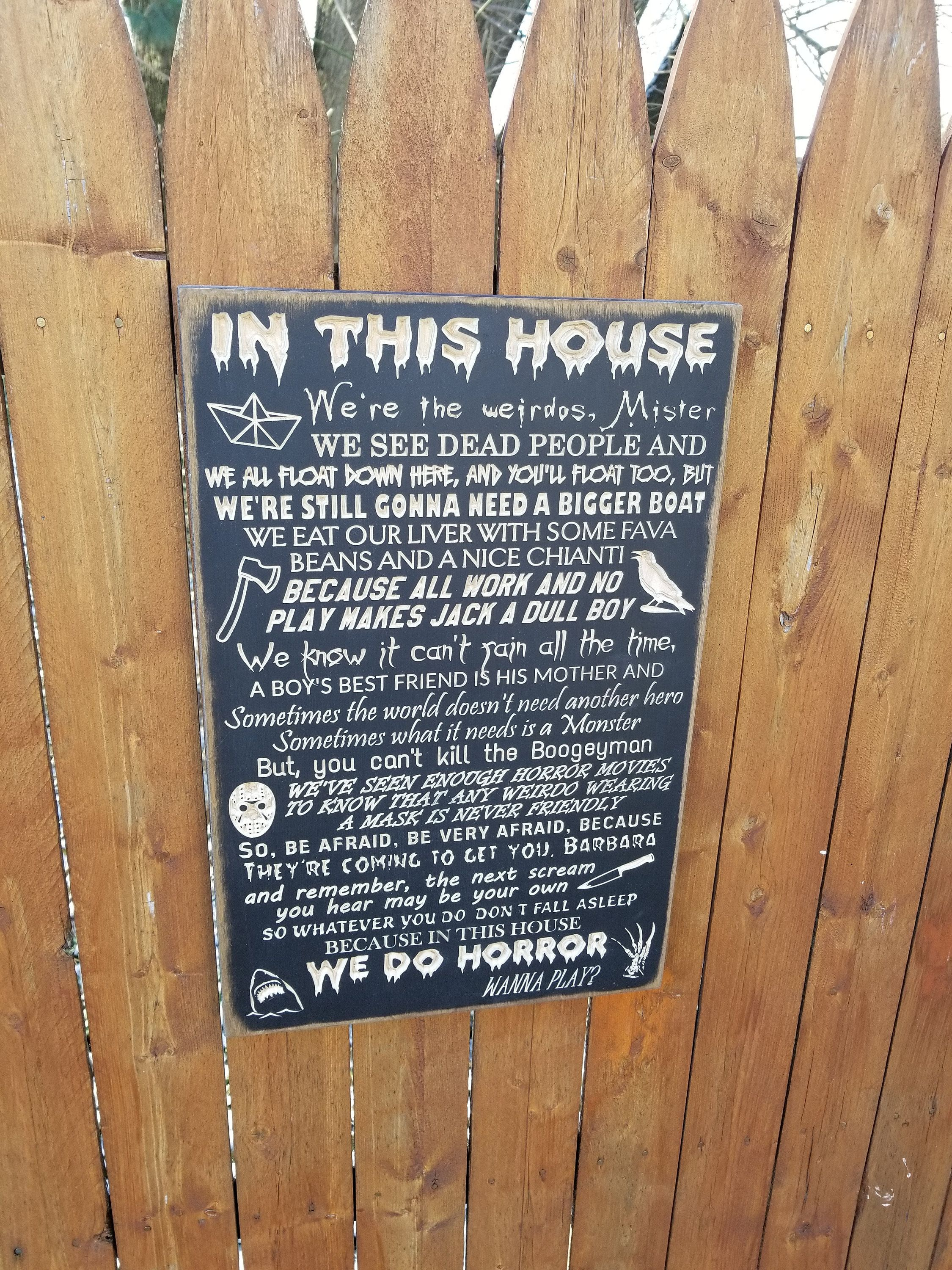 Custom Carved Wooden Sign In This House We Do Etsy Wooden Carved Signs Custom Carved Custom Carved Wooden Signs