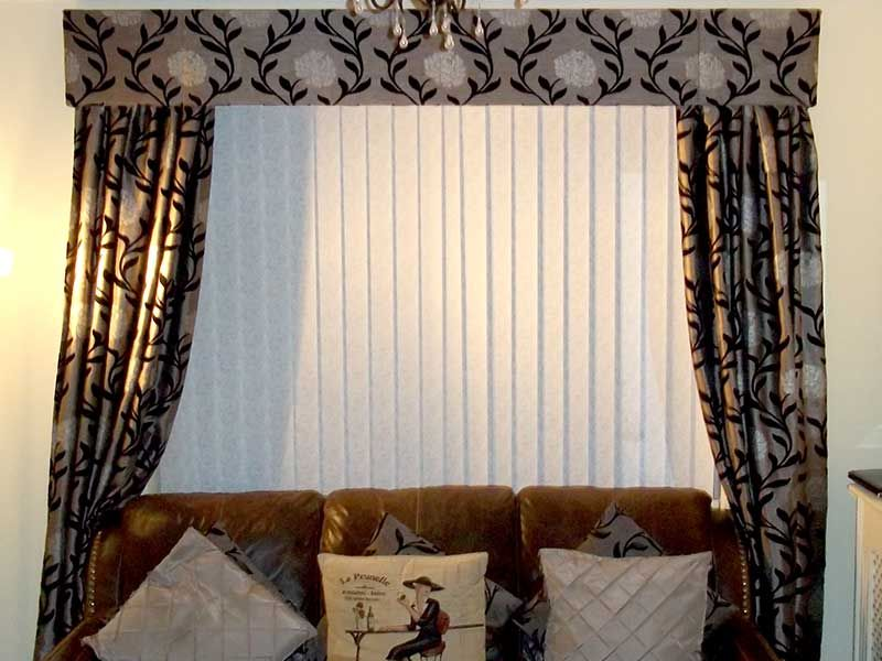Living Room Curtain Sets | Living room decor furniture ...