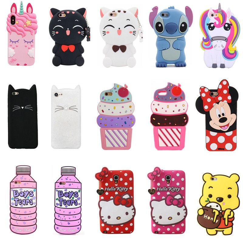 info for 37e70 0863f $1.55 - For Samsung Galaxy S9 S9 Plus 3D Case Cover Cute Cartoon ...