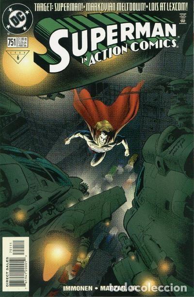 ACTION COMICS #751, DC COMICS, 1.999, USA