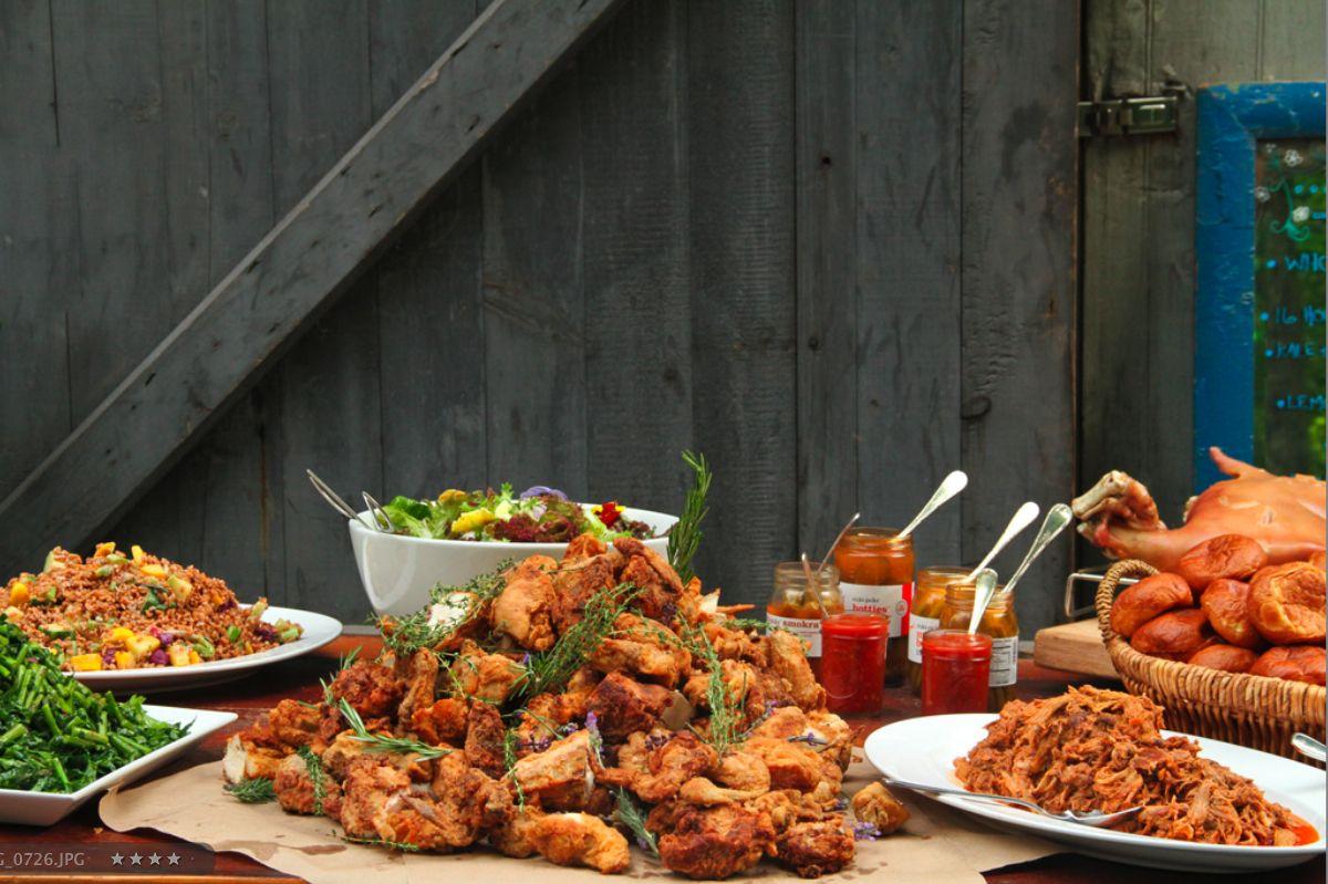 Superb Fried Chicken Wedding Buffet Google Search My Wedding Download Free Architecture Designs Scobabritishbridgeorg