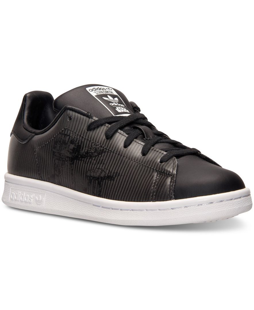 separation shoes 9cb4d 2b538 adidas Big Boys  Stan Smith Star Wars At-At Casual Sneakers from Finish Line