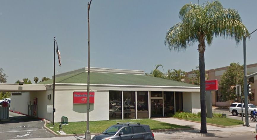 Bank of America, East Escondido Branch is one of the bank