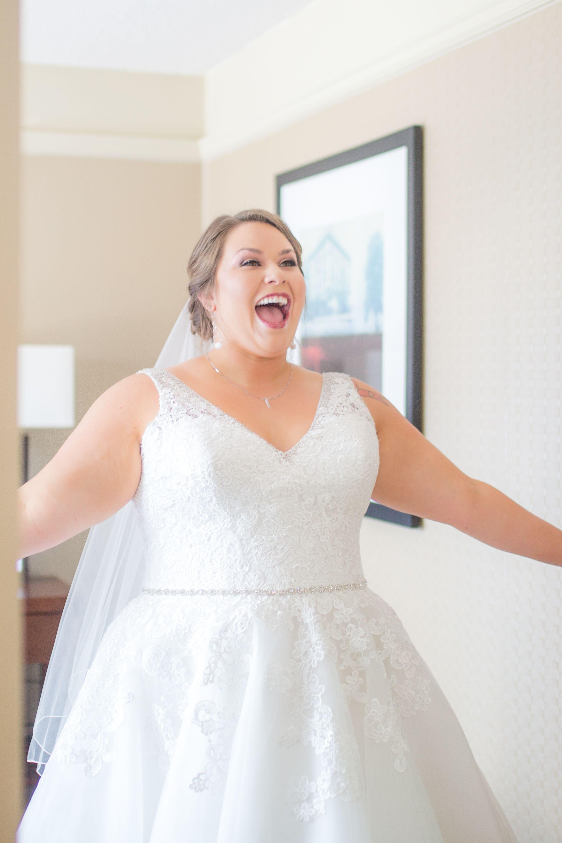 Plus Size Wedding Dress | Allure Bridals | Callista Bridal | Studio ...