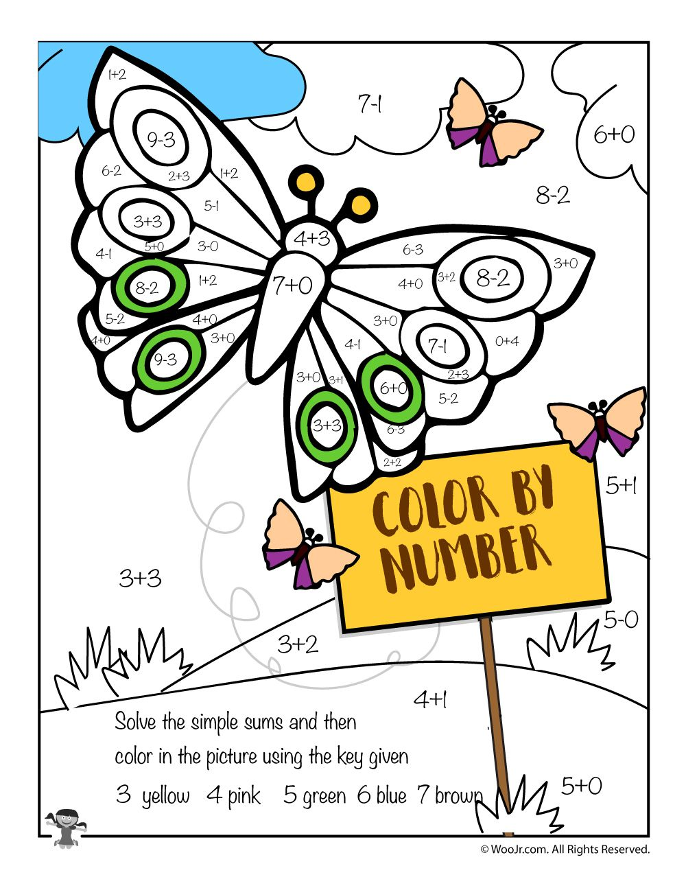 Easy Spring Math Worksheets Math Coloring Greater Than Less Than Pattern Recognition Woo Jr Kids Activities Math Coloring Spring Math Worksheets Spring Math [ 1294 x 1000 Pixel ]