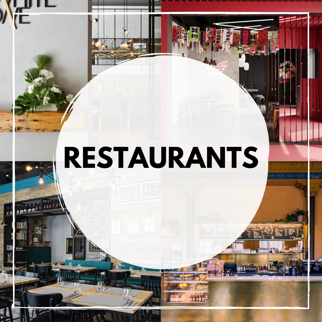 Pln Design Inspirujaco O Wzornictwie Wnetrzach I Architekturze Design Restaurant Round Mirror Bathroom