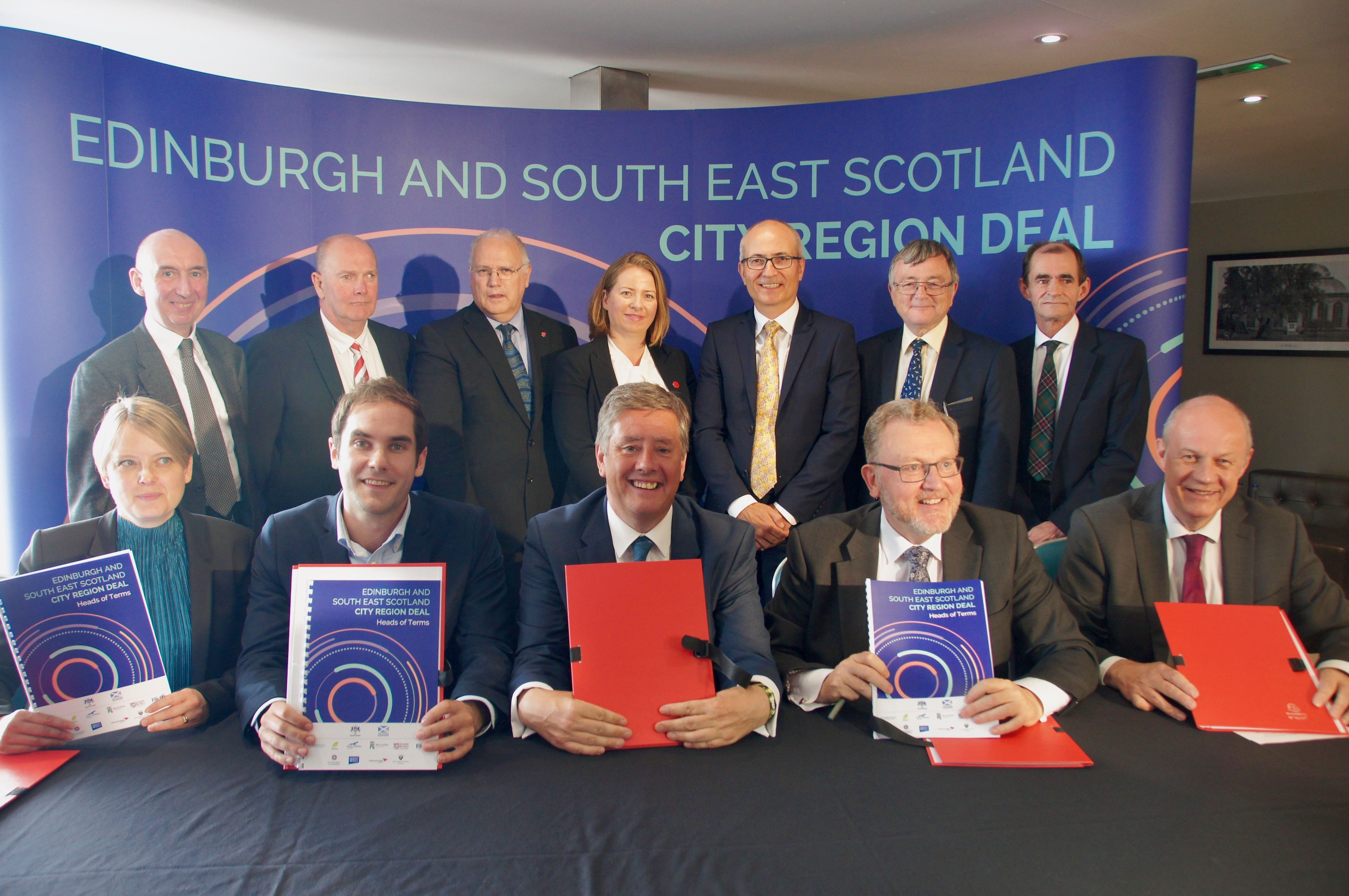 What Is In The Detail Of The City Region Deal City Edinburgh