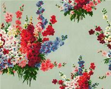 Cath Kidston - Woodstock Rose Digital Wallpaper Roll A