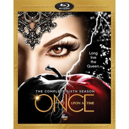 Once Upon A Time The Complete Sixth Season Blu Ray In 2020