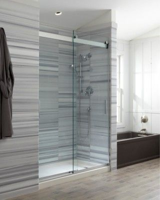 Eastern Mist Bathroom With Images Shower Systems Luxury