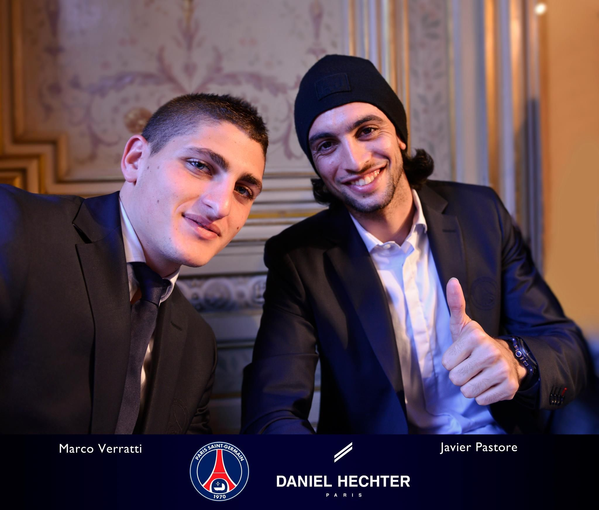Estilo Moda Hombre Daniel Hechter Football Players PSG