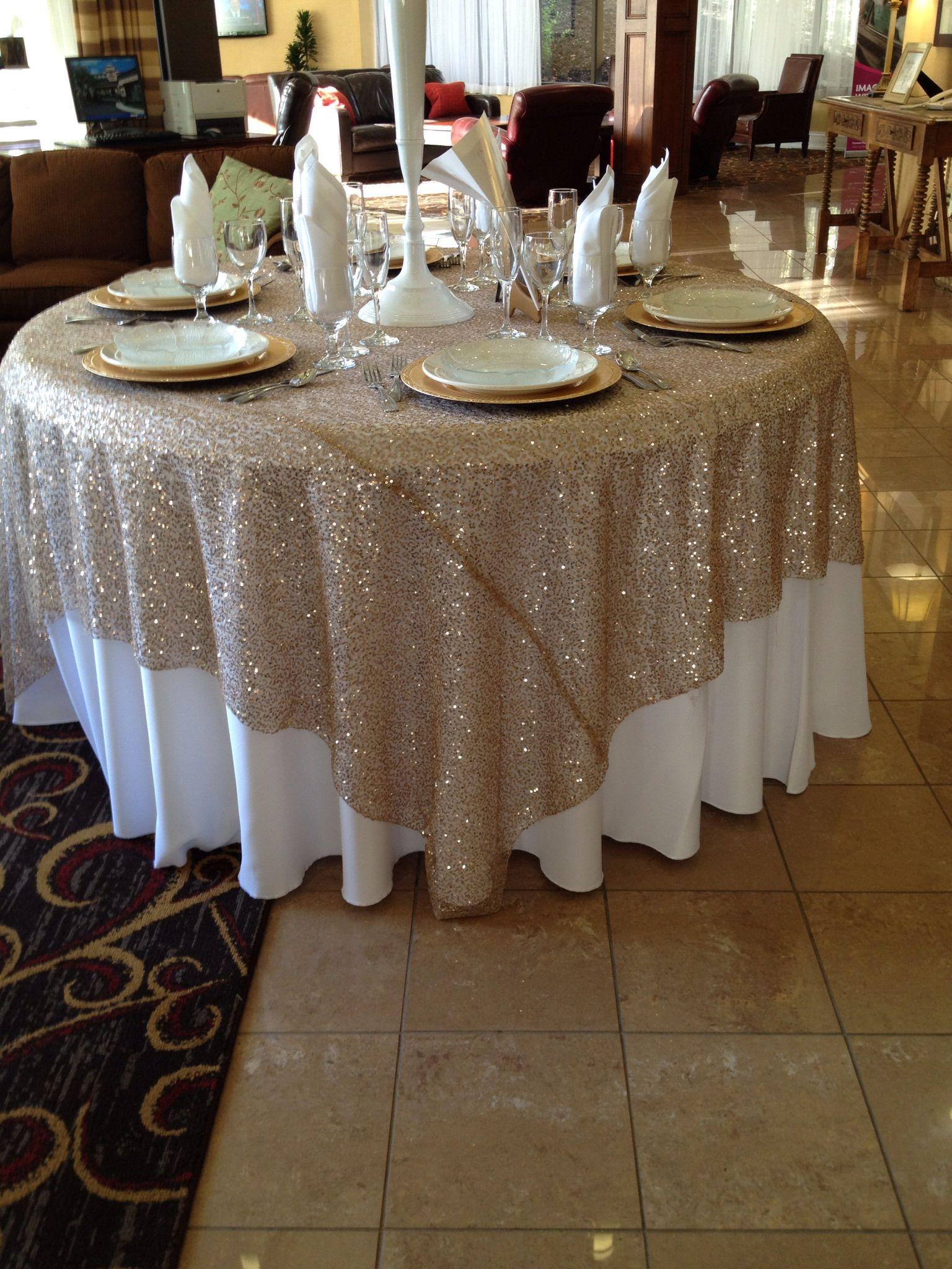 Pin By Kim Gochnaur On Wedding Wedding Table Linens Wedding Table Wedding Tablecloths