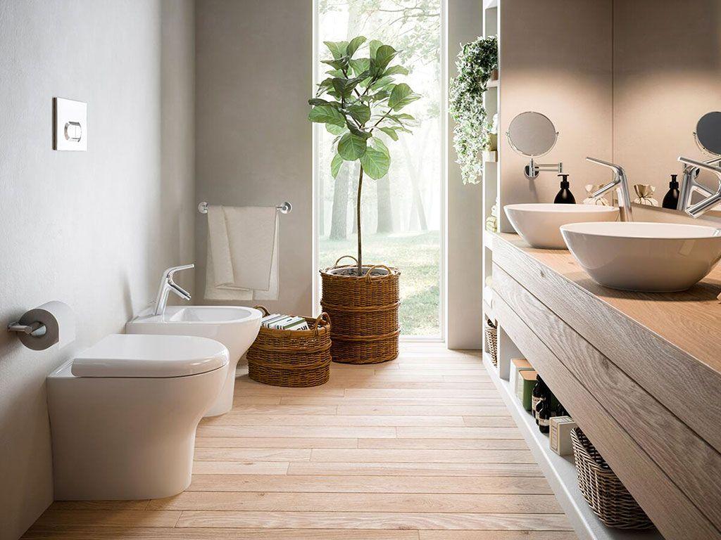 Come cambiano i bagni vasche docce lavandini e rivestimenti le
