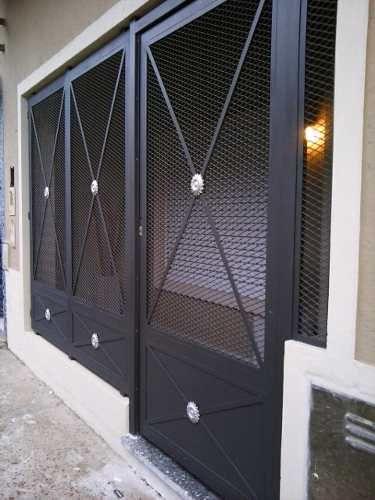 Rejas De Seguridad Herreria Balcones Terrazas Frentes - $ 100,00 - balcones modernos