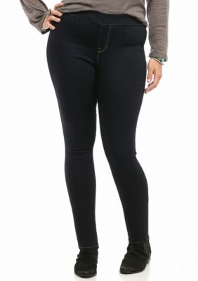 Celebrity Pink Plus Size Pull-On Black Skinny Jeans | Rosa, Taglie ...
