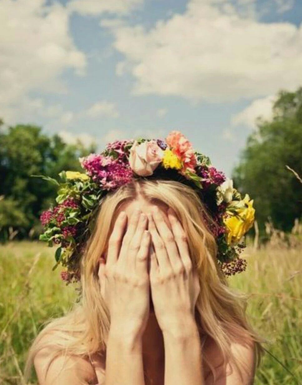 Pin by stephanie on aviheaderbackground pinterest header community 26 flower crowns that are perfect for your fall wedding izmirmasajfo