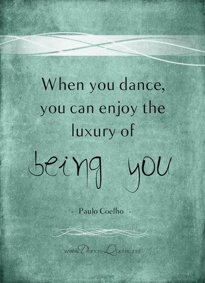 the gift of dance pinky dance quotes dance quotes