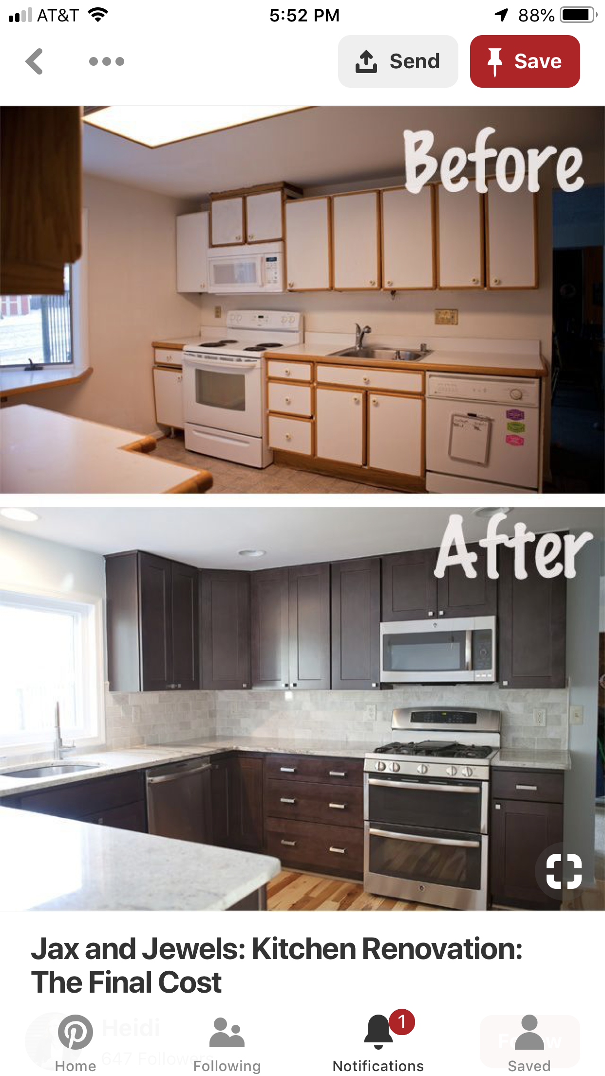 Pin By Jammoulfiesta On Home Remodel Home Remodeling Kitchen Renovation Home