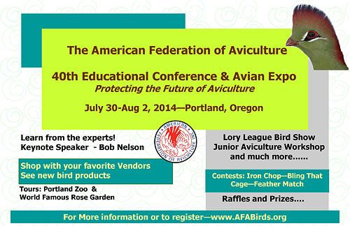 2014 AFA Convention - Are you attending? Early registration begins now!