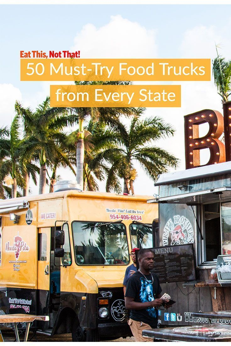 50 Must-Try Food Trucks from Every State #tacomacandcheese From tacos to mac and cheese to burgers, these 50 must-try food trucks will satisfy all of your cravings. #foodtrucks #food #mobilefood #bestfoodtrucks #tacomacandcheese 50 Must-Try Food Trucks from Every State #tacomacandcheese From tacos to mac and cheese to burgers, these 50 must-try food trucks will satisfy all of your cravings. #foodtrucks #food #mobilefood #bestfoodtrucks #tacomacandcheese