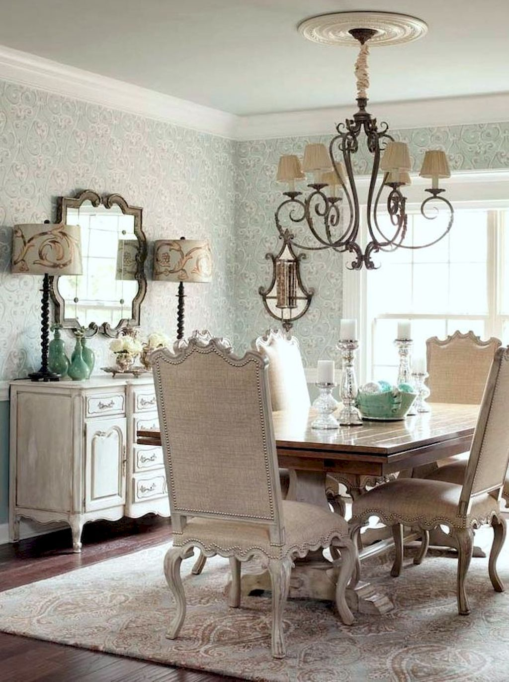 country dining room decor. 55 Modern French Country Dining Room Table Decor Ideas  Decorecor